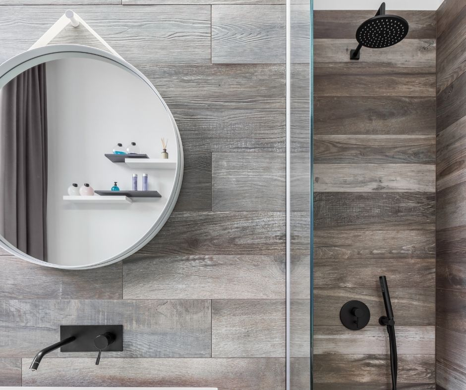 Houston's Top-Rated Bathroom Shower Types